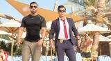 Dishoom audience movie review: John Abraham and Varun Dhawan entertain
