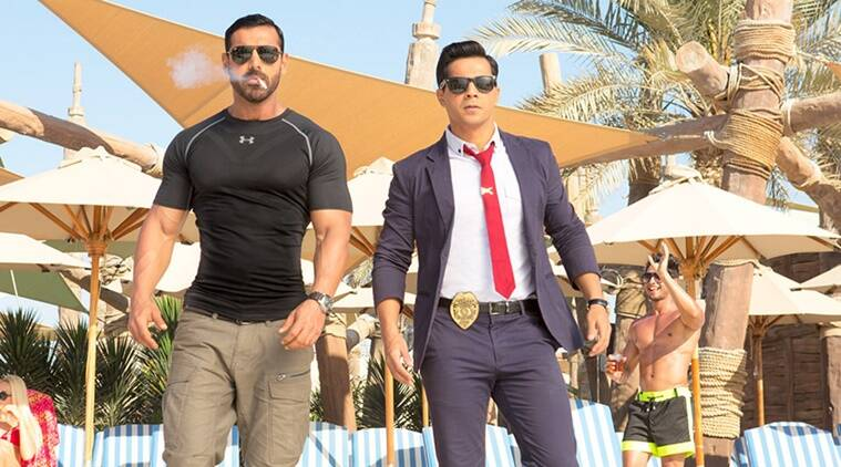 Dishoom audience movie review: John Abraham and Varun Dhawan ...
