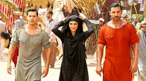 Dishoom box office, Dishoom box office collections, Dishoom movie box office collections, Dishoom movie grossings, Dishoom friday collections, Dishoom day 1 collections, Dishoom opening day collections, Dishoom opening weekend collections, Entertainment