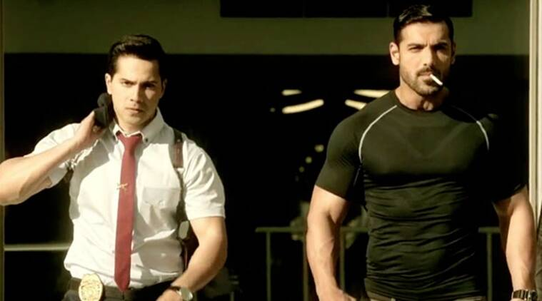 Dishoom box office, Dishoom box office collections, Dishoom movie box office collections, Dishoom film box office collections, Dishoom top openers 2016, Dishoom Friday box office collections, Dishoom opening day office collections, Varun Dhawan, John Abraham, Jacqueline Fernandez, Entertainment