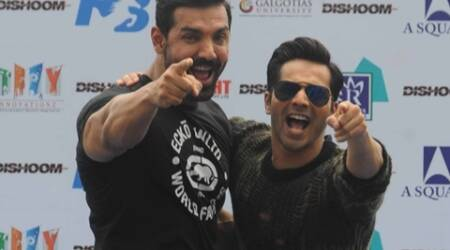 Dishoom: When Varun Dhawan 'enjoyed' John Abraham's heartbreak
