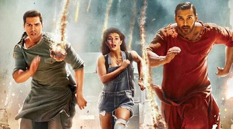Dishoom review, Dishoom Movie review, Dishoom, Dishoom film review, Varun Dhawan, John Abraham, Jacqueline Fernandez, Akshay Kumar, Dishoom review movie, movie review, review, Entertainment, Bollywood movie review, Dishoom ratings