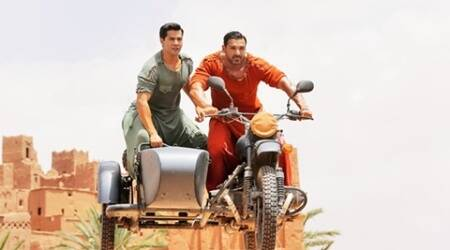 Dishoom Movie review, Dishoom review, Dishoom, Dishoom film review, Varun Dhawan, John Abraham, Jacqueline Fernandez, Akshay Kumar, Dishoom review movie, movie review, review, Entertainment, Bollywood movie review, Dishoom quick review