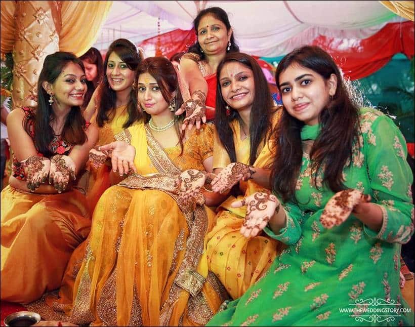 Divyanka Tripathi, Divyanka Tripathi wedding, Vivek Dahiya, Vivek Dahiya wedding, Yeh Hai Mohabbatein Ishita, ishita wedding, Yeh Hai Mohabbatein, Divyanka Tripathi haldi, Divyanka Tripathi pics, Divyanka Tripathi wedding pics, Divyanka Tripathi mehndi