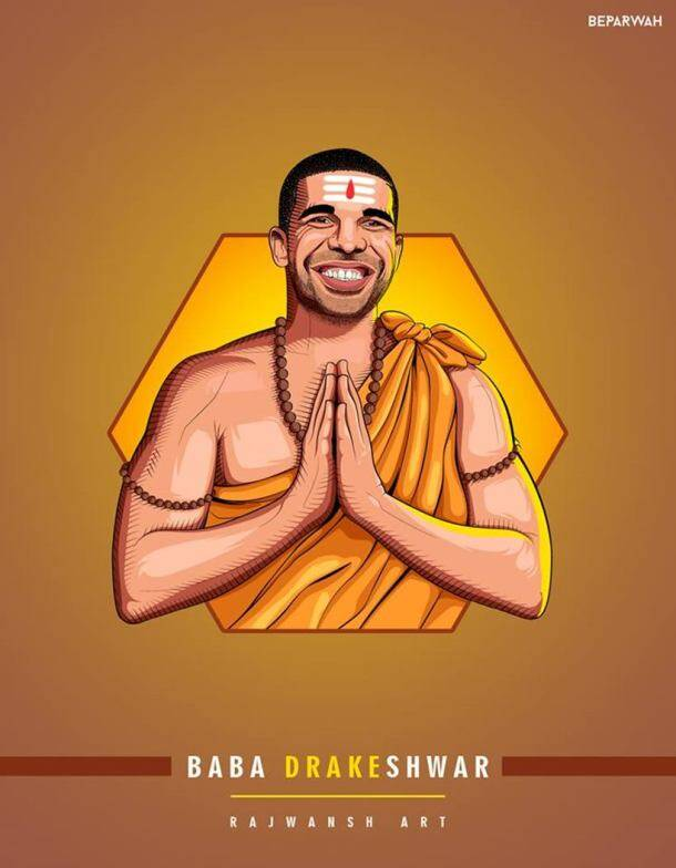 This artist has turned American rappers into 'desi kalakaars' and it's awesome