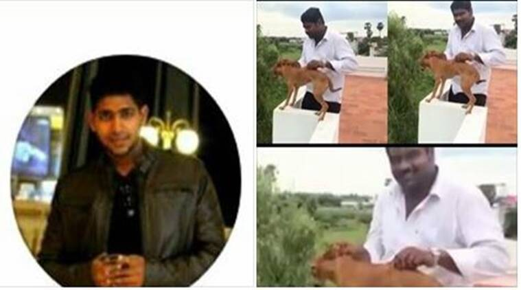 The culprits have been identified as Gowtham S and Ashish Paul