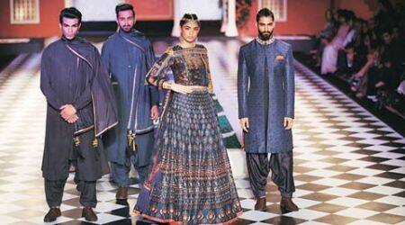 Anita Dongre, Anita Dongre collection, icw 2016 Anita Dongre, Anita Dongre indian contour week, Epic Love' collection, dongre Epic Love' collection,