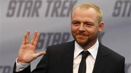 Mission Impossible actor Simon Pegg talks about alcoholism and depression