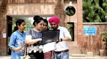 Candidates applying online registration for admission in Delhi University in New Delhi on Friday. EXPRESS PHOTO BY PRAVEEN KHANNA 03 06 2016. *** Local Caption *** Candidates applying online registration for admission in Delhi University in New Delhi on Friday. EXPRESS PHOTO BY PRAVEEN KHANNA 03 06 2016.