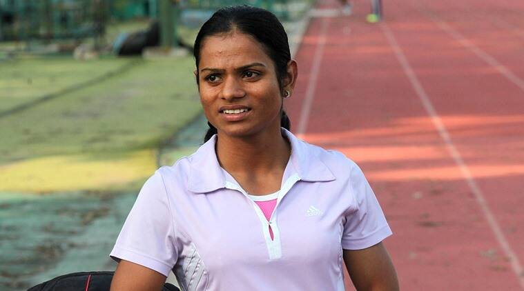 Dutee Chand, Dutee, Rio 2016 Olympics, Rio Games, Rio, Indian athletes, Indian athletes Rio Games, Dutee Chand banned, Dutee Chand doped, Athletics, Sports