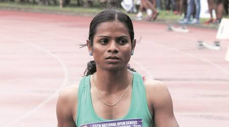 I wish to run the way I was born, responds Dutee Chand