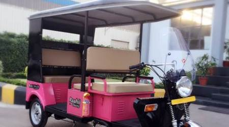 Ludhiana: Women-exclusive e-rickshaw project yet to takeoff