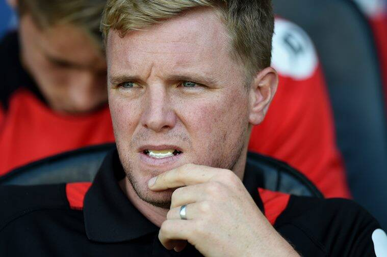 Britain Football Soccer - Portsmouth v AFC Bournemouth - Pre Season Friendly - Alan McLoughlin Benefit Match - Fratton Park - 23/7/16 Bournemouth manager Eddie Howe Action Images via Reuters / Tony O'Brien Livepic