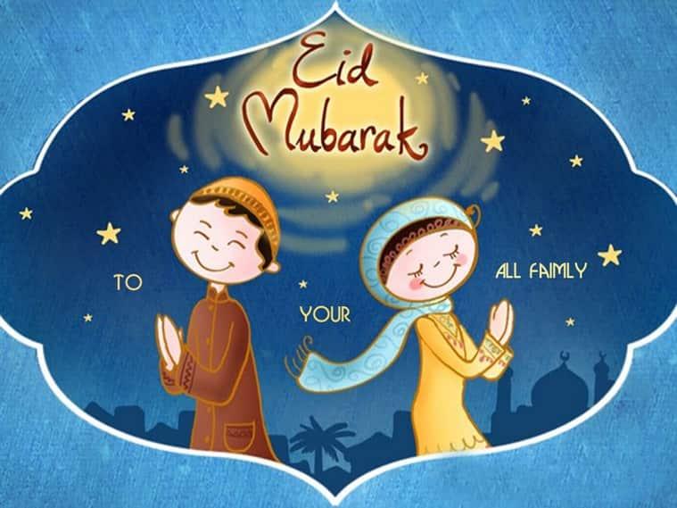 Eid Mubarak 20 Whatsapp Sms Facebook Greetings To Wish Your Loved