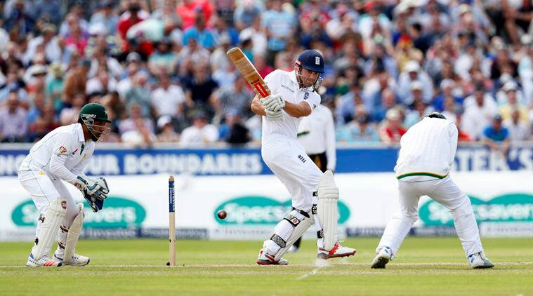 Alastair Cook will play record 153rd consecutive Test match of his career.