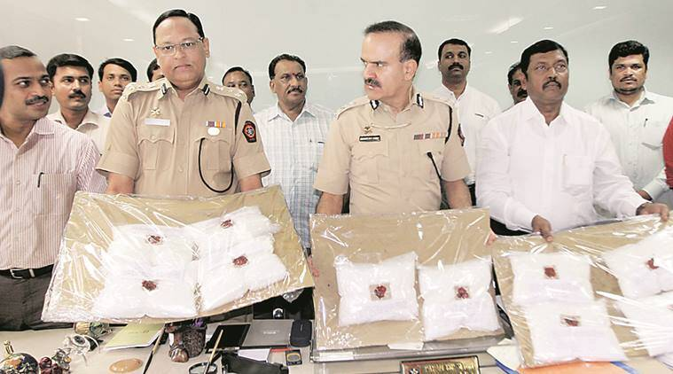 Ephedrine case, Ephedrine haul, ephedrine dug case, drugs smuggling, illegal drugs smugglimg, illegal drugs sale, drug mafia, vicky goswami, mamta kulkarni, indian express news, india news, ephedrine case updates