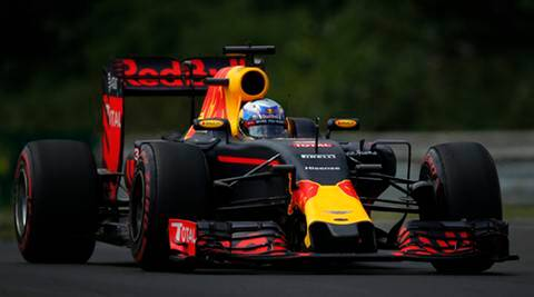 Daniel Ricciardo keeps third place on grid at Hungarian Grand Prix | The Indian Express