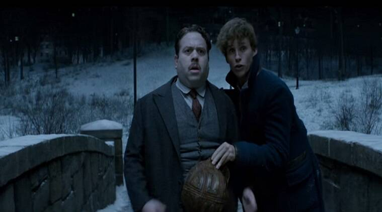 Fantastic Beasts And Where To Find Them, Eddie Redmayne, JK Rwoling, trailer
