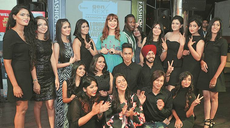 International Institute of Fashion Design, Fashion Scout , London Fashion Week, 10 selected students from the INIFD, Fashion Design students news, Students of Fashion news, Fashion design Institute, Fashion design, Fashion design, Latest news, India news