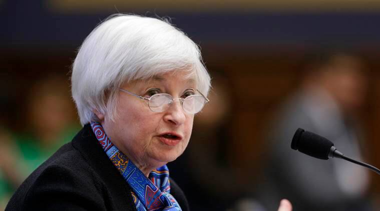 US fed rate, janet yellen, yellen, slow recovery us economy, us economy. US Inflation, US federal reserve bank, US reserve bank, US news, Latest news, World news,
