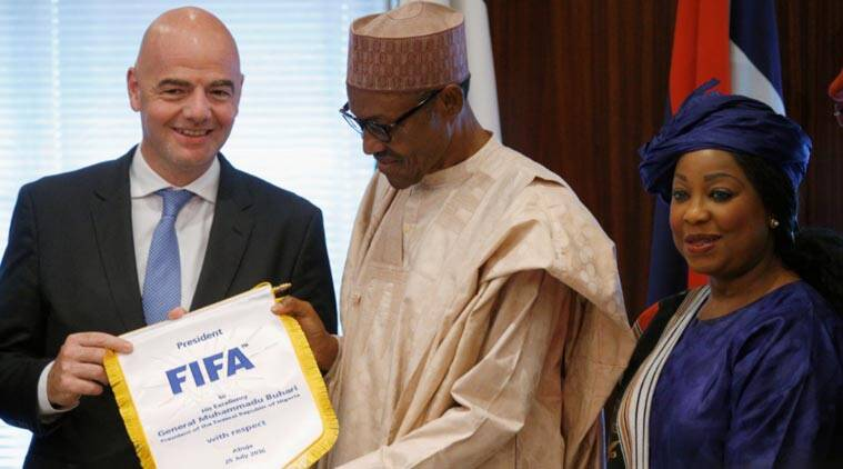 FIFA chief, FIFA chief Gianni Infantino, Gianni Infantino FIFA chief, Gianni Infantino FIFA, FIFA Gianni Infantino, FIFA news, Sports, FIFA World Cup, FIFA expanded world cup