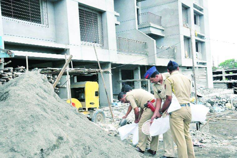 pune, pune building disaster, pune construction disaster, pune workers, pune construction, pune illegal building, pune illegal construction, pune news