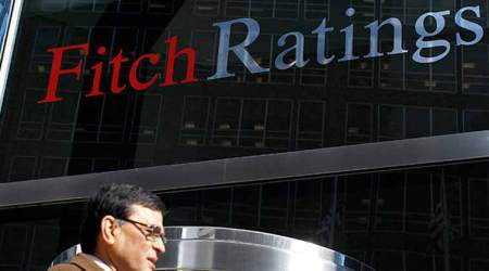 fitch rating, india, fitch rating performance, india performance fitch rating, india BBB-, economy news, business news, indian express
