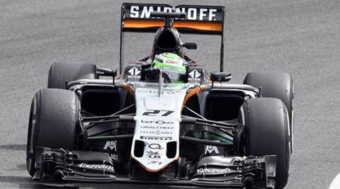 Force India-f