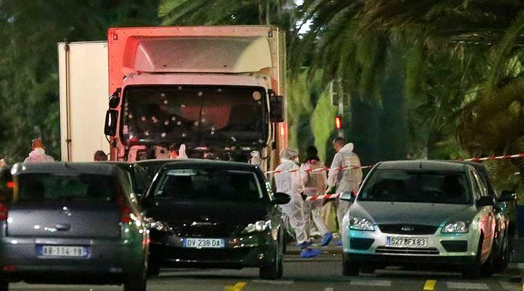 Terrorist Mows Down Families at a Fireworks Display in Nice ...