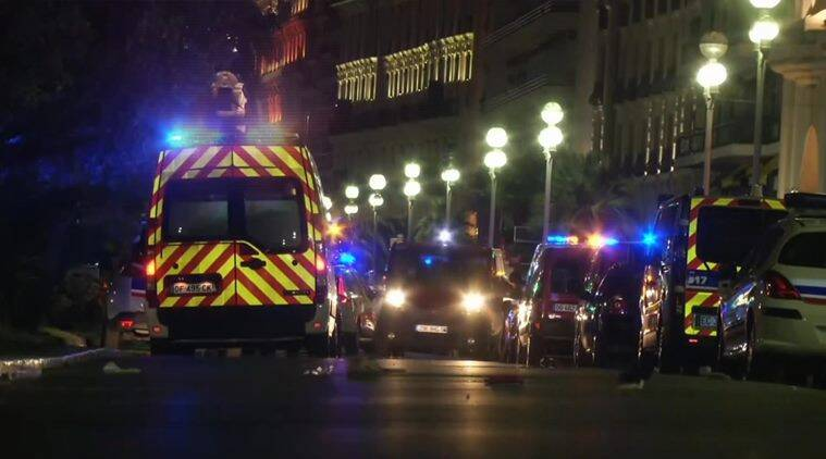 France Attack Truck Attacker Kills At Least 80 In Bastille Day Crowd In Nice World News The Indian Express