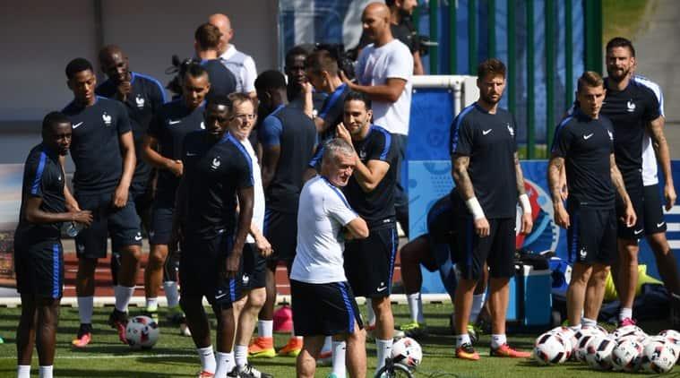 France vs Portugal, France v Portugal, France, Francois Hollande, Hollande, President Francois Hollande, Euro 2016, Euro 2016 final, UEFA Euro 2016,, Football