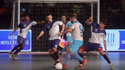 Premier Futsal: Bengaluru draw with Kolkata; Mumbai edge past  Kochi