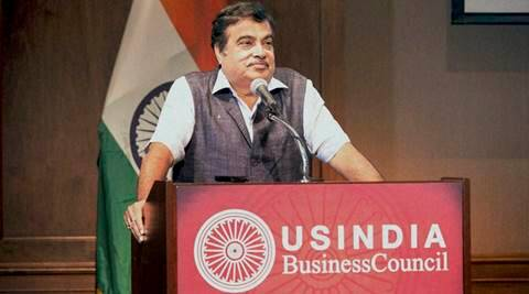 Confident GST  will pass in coming Parliament session: Nitin Gadkari - The Indian Express