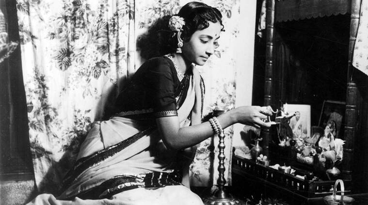 Geeta Dutt, nee Roy, breathed her last on July 20, 1972. She was 41. Her famous filmmaker husband ,Guru Dutt (born July 9,1925) had died eight years before, on October 10, 1964, at age 39. (Source: Express Archive photo)