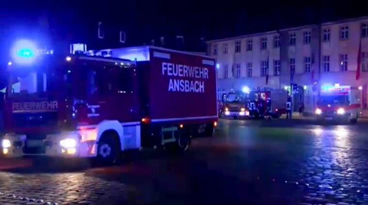 germany, germany live, Ansbach live, Nuremberg live, germany blast, germany explosion, Ansbach explosion, Nuremberg explosion, Ansbach, Nuremberg, world news