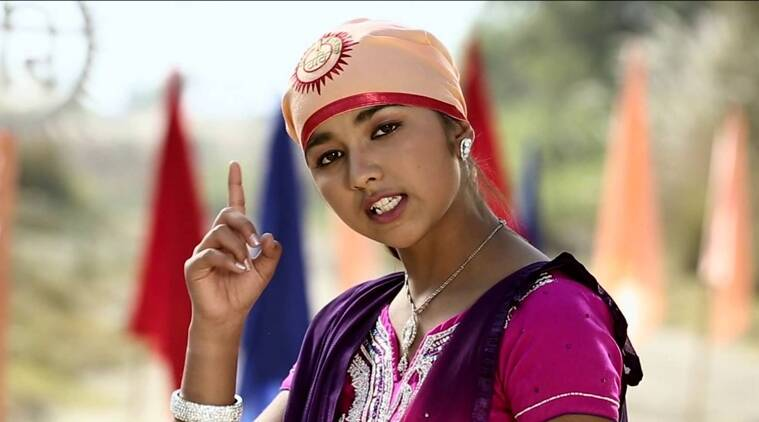 Ginni Mahi is a 17-year-old YouTube sensation who highlights caste issues through music/ YouTube