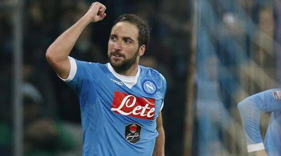 Higuain sets sight on Champions League title at Juventus