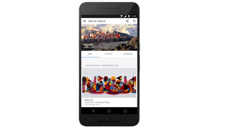 Google, google arts & culture, google new app, Google india, App for art lovers, Indian art lovers, google cultural app, google cultural institute, technology, technology news