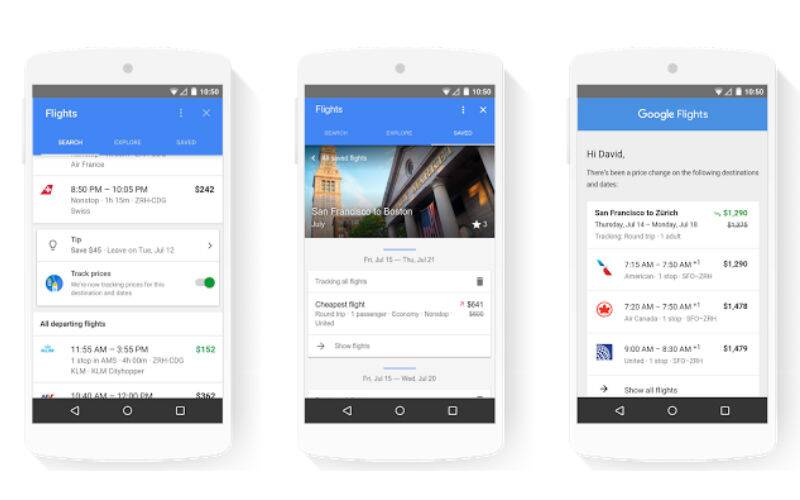 Google S New Search Tools Will Highlight Best Hotel Flight Deals Technology News The Indian Express