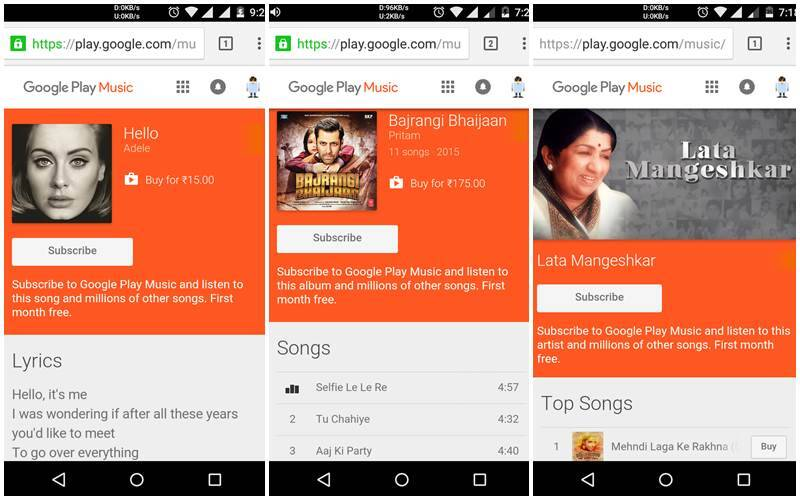 Google play music, Google play music India launch, youtube red, Youtube red India, Google music, Google music India, Apple music, music streaming services, technology, technology news