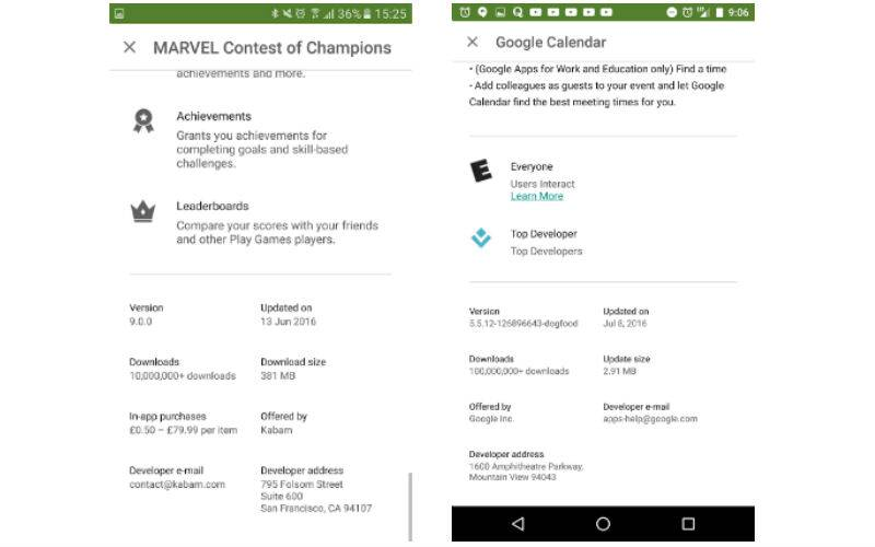 google play store for tablet apk