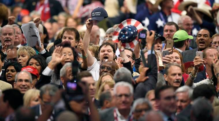 Top lines from the Republican convention's first night