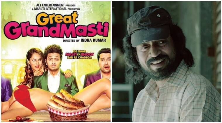 Great Grand Masti, Madaari, Great Grand Masti release date, Madaari release date, Madaari release date postponed, Madaari movie Release date, Great grand Masti movie release date, Entertainment