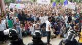 Una Dalit flogging: CID seeks custody of five accused