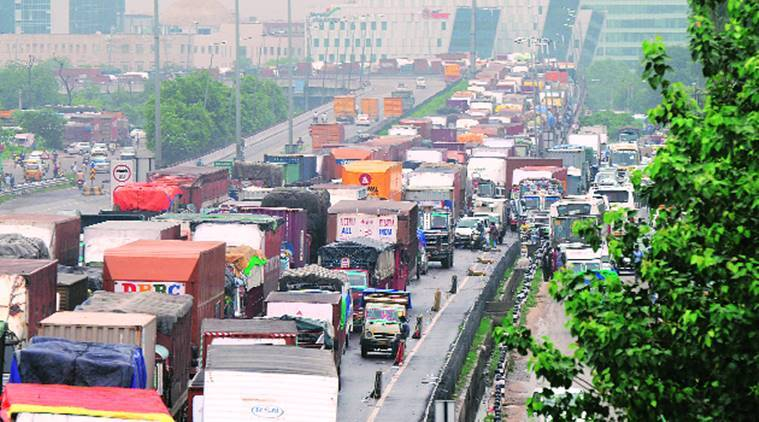 Gurgaon traffic, gurgaon, delhi traffic, gurgaon road traffic, delhi NCR traffic, traffic jam gurgaon, traffic jam delhi, traffic gurgaon