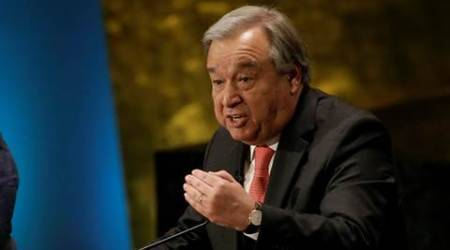 Antonio Guterres, UN chief, UN chief Guterres, United Nations, United Nations against hate crimes, UN on rising hate crime, Organisation of Islamic Cooperation, world news, indian express news