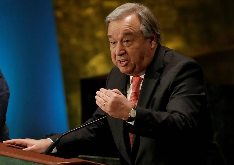 united nations, UNGC, UNGC elections, united nations chief, antonio guterres, portuguese prime minister, united nations elections, un chief elections