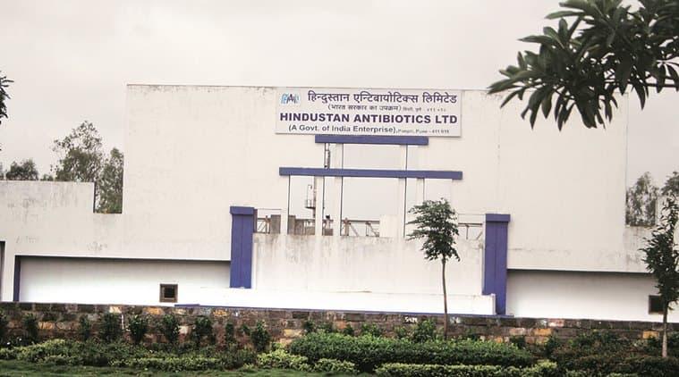 Hindustan Antibiotics, Hindustan Antibiotics Mazdoor Sangh, arun jaitley, psu, psu funds, employees salary, Sharad Pawar, HA delegation, indian express news, city news, india news