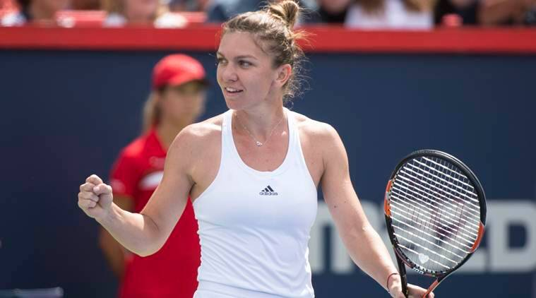Simona Halep Upsets Angelique Kerber To Reach Rogers Cup Final To