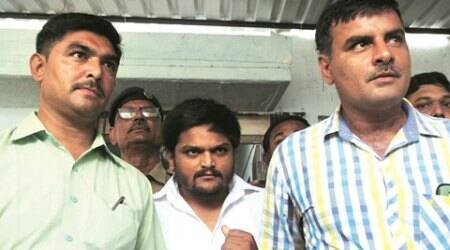 Hardik patel to walk out of jail tomorrow